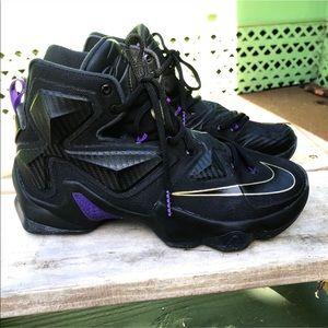 Lebron James pot of gold basketball shoes